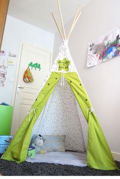 TiPiZen, la cabane à bonheur pour les enfants