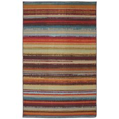 You'll love the Patio Avenue Stripe Hand-Tufted Brown Indoor/Outdoor Area Rug at Wayfair - Great Deals on all Décor  products with Free Shipping on most stuff, even the big stuff.