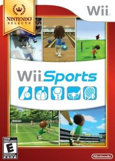 Wii Sports (Nintendo Selects) Amazing Discounts Your #1 Source for Video Games, Consoles & Accessories! Multicitygames.com Click On Pins For More Info
