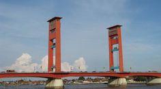 Jembatan Ampera, Palembang