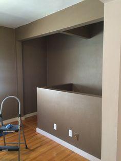 Chloe's Room (before painting)