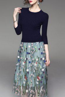 Join Dezzal, Get $100-Worth-Coupon GiftSheer Floral Embroidered A Line DressFor Boutique Fashion Lovers Only: Designer Collection·New Arrival Daily· Chic for Every Occasion