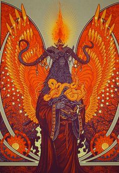 fugu-suicide: Florian Bertmer - Order of the Seven Serpents