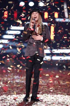 7 Things We Learned About Sawyer Fredericks Backstage at 'The Voice'