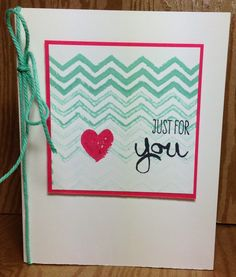 Klompen Stampers (Stampin' Up! Demonstrator Jackie Bolhuis): Just Can't Stop Playing