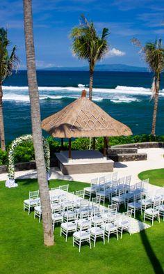 Wedding at Anapuri Villas - Puri Salila.  Bali, Indonesia.   www.beyondvillas.com