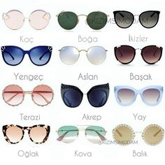 A guide to sunglass Pisces And Capricorn, Taurus Facts, Zodiac Facts, Zodiac Signs, Zodiac Clothes, Libra And Cancer, Zodiac Sign Fashion, Zodiac Sign Tattoos, Taurus Woman