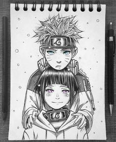 New drawing sketches couple cartoon Ideas Anime Naruto, Fan Art Naruto, Naruto Sasuke Sakura, Naruto Shippuden Anime, Manga Anime, Naruto Sketch Drawing, Naruto Drawings, Anime Drawings Sketches, Anime Sketch