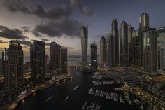 Photograph Motion Marina by Dany Eid on 500px
