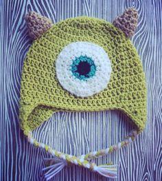 Mike Wazowski inspired hat for a friend. #monstersinc #mikewazowski #monstersuniversity #monster #cyclops #monsterhat #crochetmonster #disney #disneycrochet #crochet #crocheting #crochetislife #instacrochet #crochetlife #crochetlove #happyhooker #hooking #crochethooks #amigurumi #handmade #handmadeisbetter #crocheted #ilovecrochet #yarn #yarnaddict #madewithlove #samslittleloops by samslittleloops