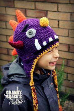 Monster hat inspiration