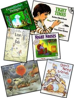 Books for inferring