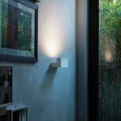 Long light vägglampa - Long light vägglampa - vit lack, led
