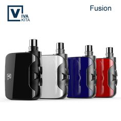 >> Click to Buy << Vivakita Original child-lock design e-cigarette box mod FUSION 50w vw mod electronic shisha #Affiliate
