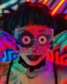Welcome to Cyberpunk Cities, The place where we showcase all types of Cyberpunk inspired art and photography! Neon Photography, Creative Photography, Portrait Photography, Colourful Photography, Fashion Photography, Cyberpunk Kunst, Kreative Portraits, Photographie Portrait Inspiration, Aesthetic Art