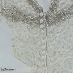 Wedding Gown Dress Details Photography Kentucky Bowling Green Olde Stone