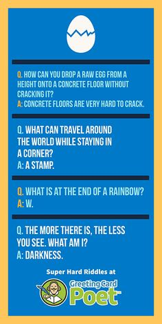 Hard Riddles to Stump You With Answers Thankfully - Jokes - Funny memes - - See if anyone you know has stellar problem-solving abilities by challenging them with these hard riddles! Hard Riddles to Stump You With Answers Thankfully Really Hard Riddles, Funny Riddles With Answers, Brain Teasers With Answers, Brain Teasers Riddles, Tricky Riddles, Riddles For Students, Difficult Riddles With Answers, Haha, Jokes
