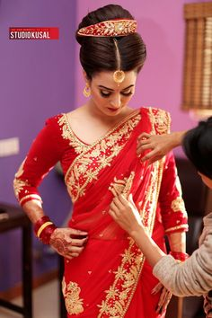 Wedding Dress in Nepal