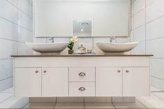 Image result for shower hidden behind vanity Hidden Shower, Double Vanity, Bathrooms, Image, Bathroom, Full Bath, Bath, Double Sink Vanity