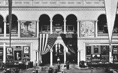 1893 Chicago Worlds Fair: Women's Building: 1893 World's Exposition