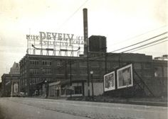 Pevely Dairy Company. 1001 South Grand Avenue. (1946) Missouri History Museum