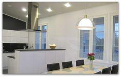 Valoisa keittiö Table, Furniture, Home Decor, Decoration Home, Room Decor, Tables, Home Furnishings, Home Interior Design, Desk
