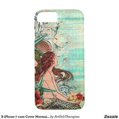 B iPhone 7 case Cover Mermaid IT!! SALE ends 11/24