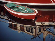 Dghajsa Boats, Senglea, Malta