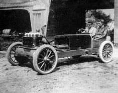 Vanderbilt Cup Races - Cars - Christie #6 (1905 American Elimination Trial)