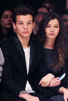 they are just so darn cute together. I just love them! And can I say that Eleanor is just gorgeous!