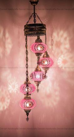Turkish Lamps, Moroccan Lamp, Moroccan Lanterns, Moroccan Bedroom, Moroccan Interiors, Turkish Tiles, Moroccan Tiles, Turkish Lights, Room Lights