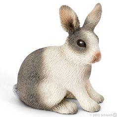 Schleich Rabbit Sitting