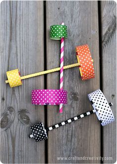 DIY paper straw airplanes by Craft Creativity. These can really fly high and fast. Diy Straw Crafts, Summer Crafts, Crafts To Do, Crafts For Kids, Arts And Crafts, Diy Paper, Paper Crafts, Instrument Craft, Airplane Crafts