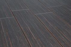 "Porcelain Tile - Bamboo Series - Bamboo Brown / 12""x24"""