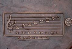 The Sacred Harp - Shape Note Singing