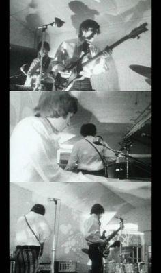 Syd Barrett and Pink Floyd, UFO club 1966.