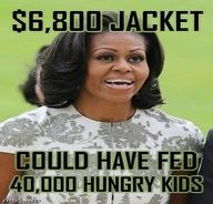..she is so embarassing as a first lady..giving out Hollywood awards..She will be on the view and all the mainstream news..hey MOOOOCHELLE>>give out an award to real hero..how about a Vet Hospital..you jerk!!!!!!