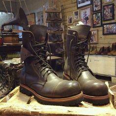 RANGGA by Wayout Boots More info: www.wayoutstore.com