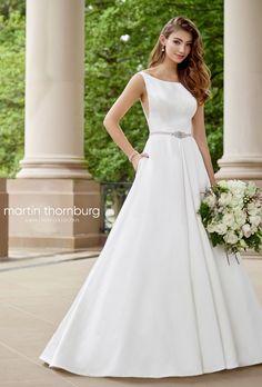9d5ca0ba7fa Courtesy of Mon Cheri wedding dresses Martin Thornburg collection Сукня  Нареченої