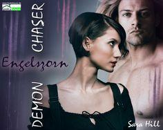 """""""Engelszorn - Demon Chaser 2"""" von Sara Hill ab August 2015 im bookshouse Verlag. www.bookshouse.de/wallpapers/"""