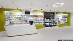 VERGHERA pharmacy by Arketipo Design, Samarate – Italy » Retail Design Blog