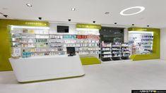 VERGHERA pharmacy by Arketipo Design, Samarate – Italy » Retail Design Blog
