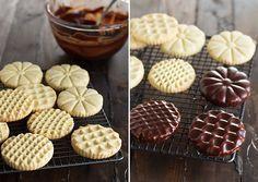 Cómo hacer galletas perfectas con sellos http://www.unodedos.com/recetario-de-cocina/como-hacer-galletas-perfectas-con-sellos/