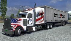 Truck peterbilt