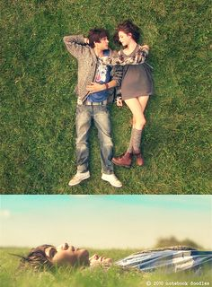 engagement pictures, so cute