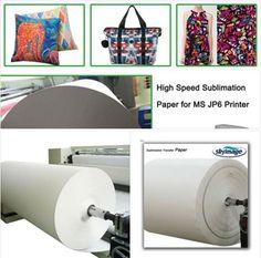 O que exatamente é #Sublimation #Paper Processo de Impressão? http://feiyuepaper.com/news/item_14148.html