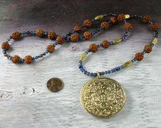 yoga necklace : )