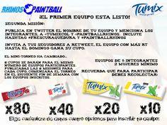 Misión para inscribir el segundo equipo de nuestro Mini-Torneo @PaintballRhinos @TumixCol #FrescuraQueDura :D