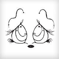 Moldes de Ojitos, Caritas y Expresiones | Dominando Pinceladas