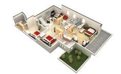 Conoce cómo comprar una casa del tamaño perfecto para tu familia.